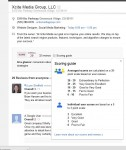 New Review Scoring System on Google+ Local