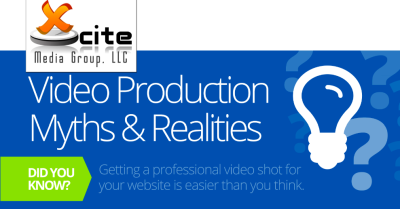 myths about video production